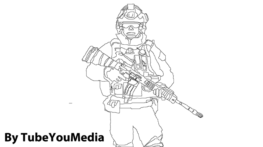 battlefield 4 coloring pages - photo#7