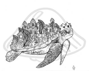 Turtle Kingdom by turp