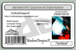 UmbraDragonX's Profile Picture