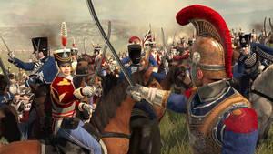 Napoleon total war France vs England