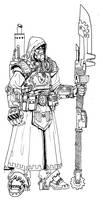 adeptus mechanicus Guard