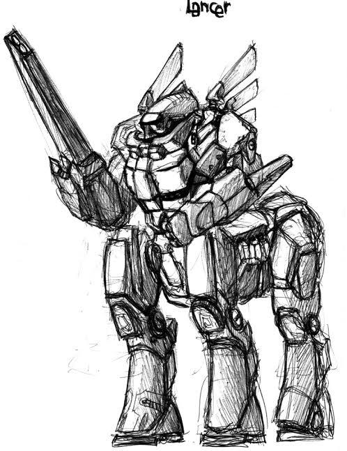 Lancer by AlexandrosIII