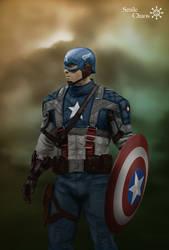 Captain America by Smilechaos