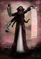 The Reciter of Destiny by Smilechaos