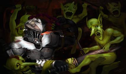 Goblin Slayer by Smilechaos