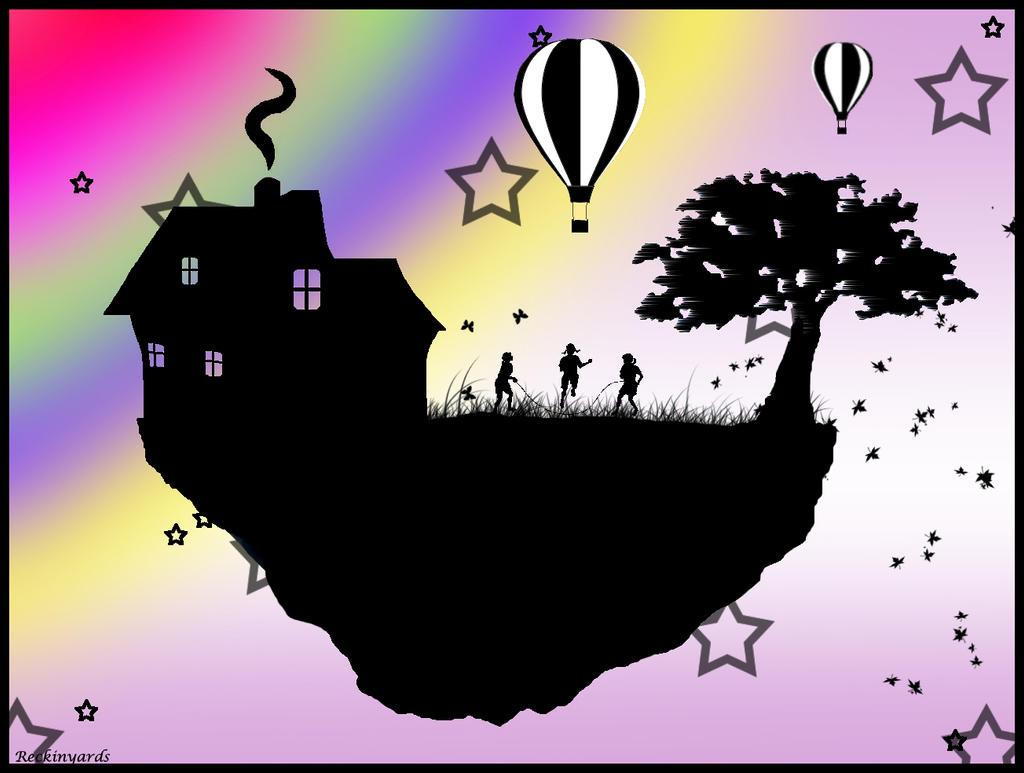 Magic Island by reckinyards