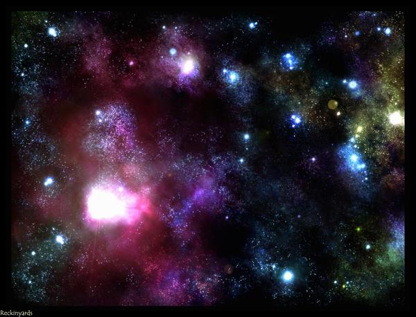 Nebula Dream by reckinyards