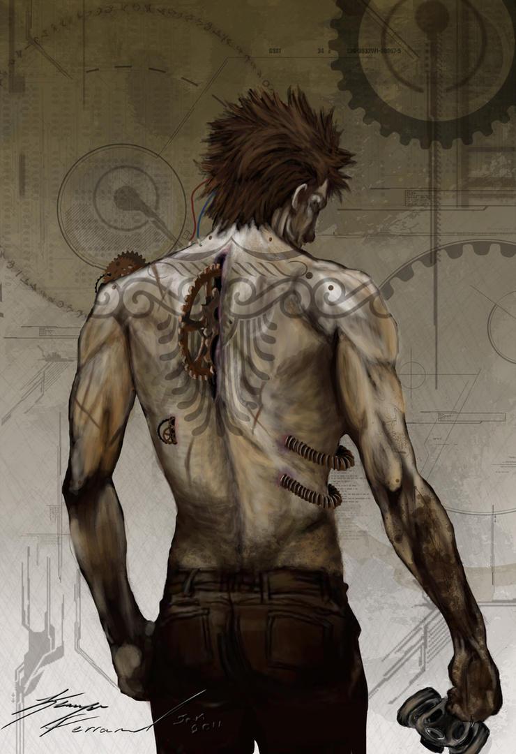 The Mechanic by MarickDarko