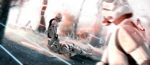 Stormtroopers - Fan Concept Art