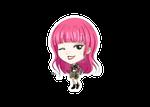 Lisa BlackPink Sticker