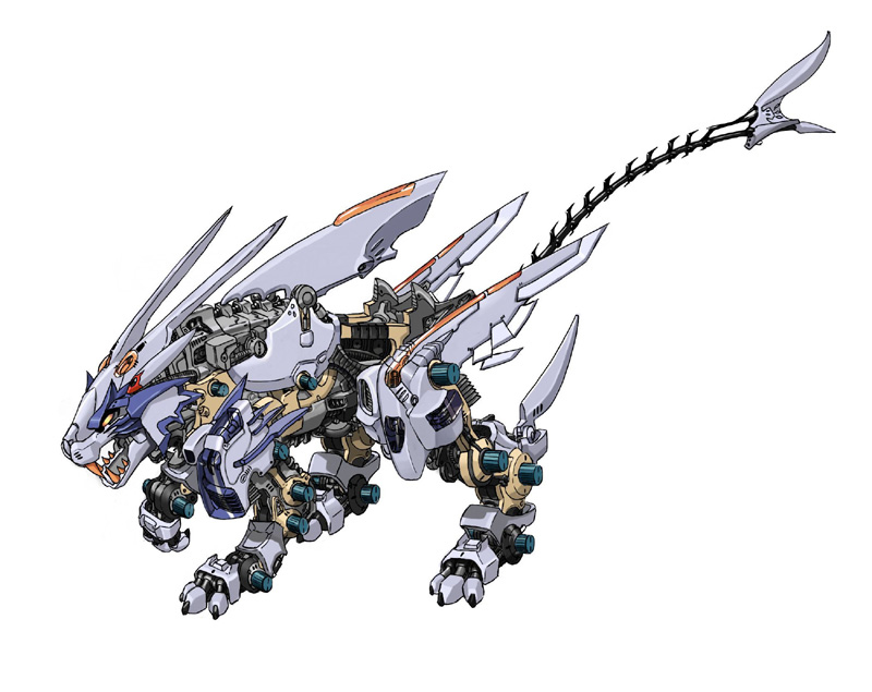 custom zoid by totalslayer Zoid Art