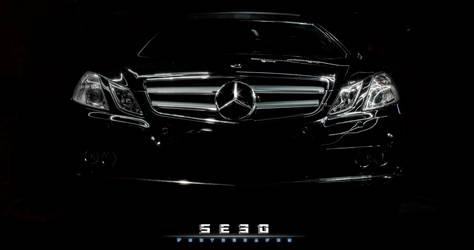 C207 E class coupe Mercedes