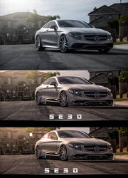 S Class Coupe 2015
