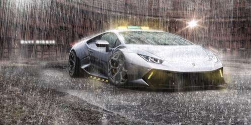 Lamborghini Huracan Work Version