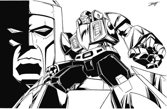 GO-BOTS Leader-1 and Cykill