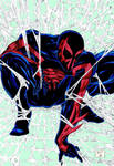 Color Spider-Man 2099