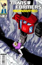 Cliffjumper cover