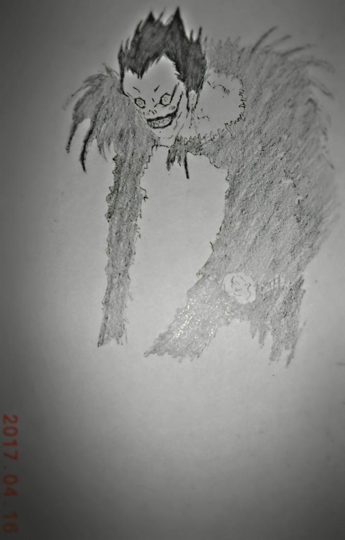Ryuk by 0Mrpriest0