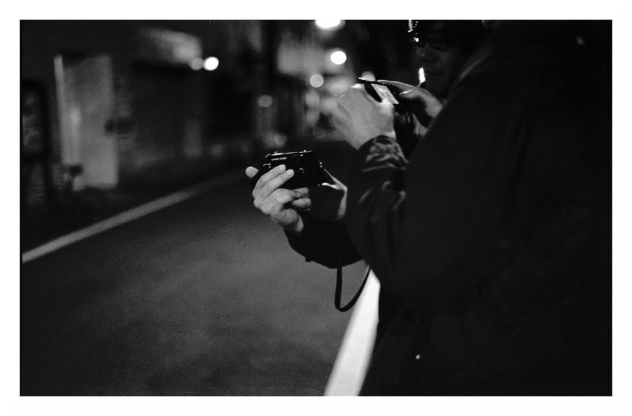 Tokyo camera style in action by RobVinc