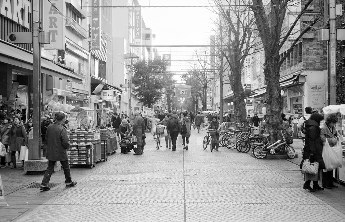 Isezakicho by RobVinc