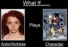 What If Erin Kellyman Were Batgirl