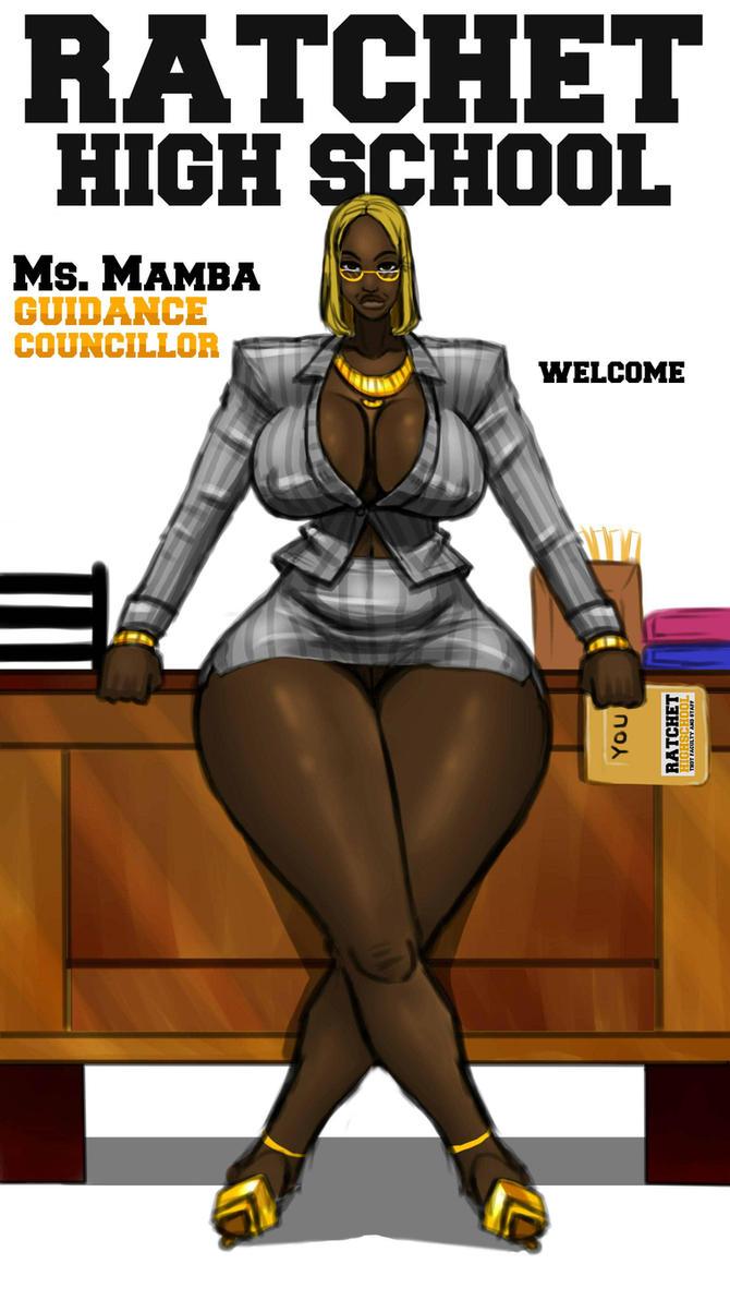 Guidance Councillor Ms. Mamba by JosephPMorgan
