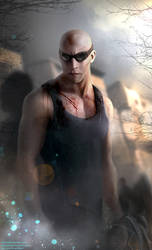 Richard B. Riddick by Fanat08