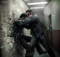 Confrontation of terminators.