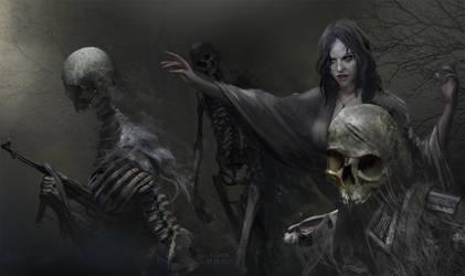 Servants of Arina by Fanat08