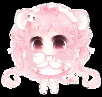 Angel Kitty by lolirincess