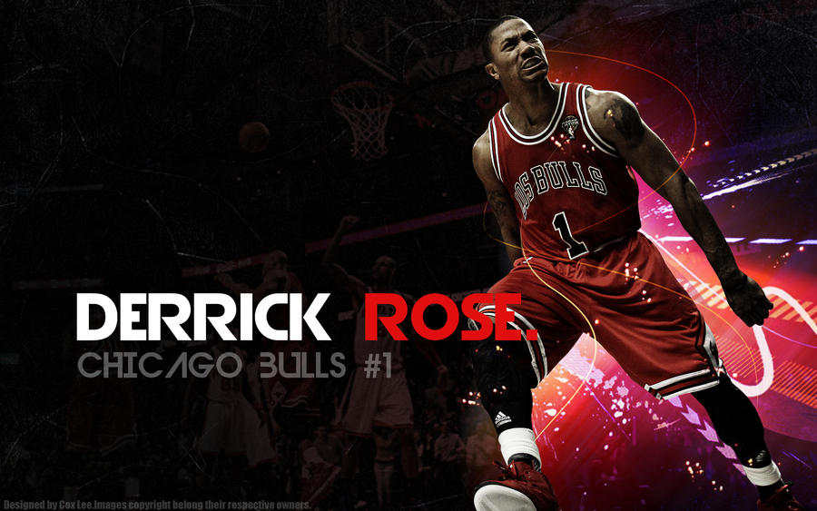 Derrick Rose Wallpaper By Coxlee