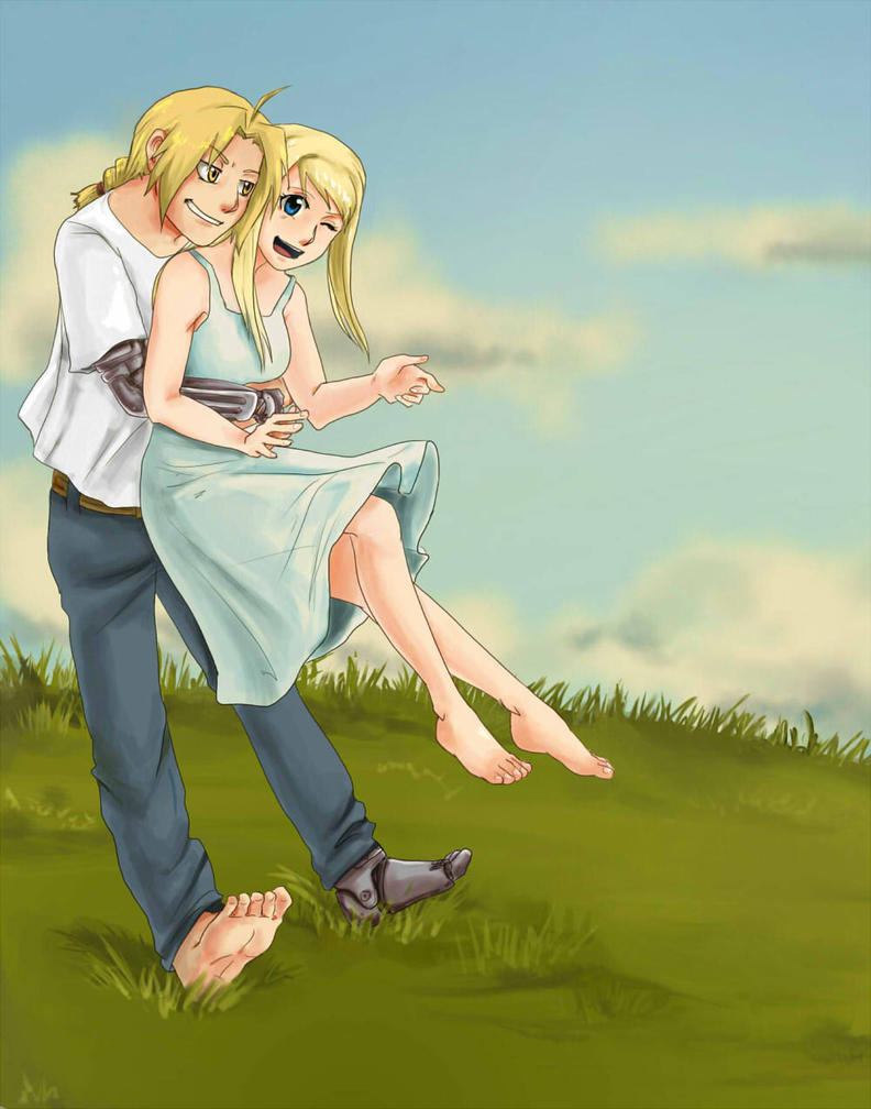 http://pre13.deviantart.net/406b/th/pre/i/2010/011/6/f/barefoot_in_the_grass_by_yoporock.jpg