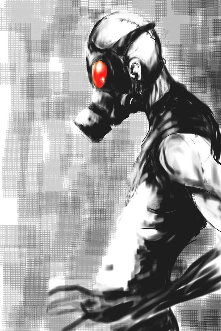 Proposition d'idée audacieuse comme personnage PSYCHO_MANTIS_MGS_by_Augusto_Rubio