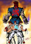 STREET FIGHTER 25 ANNIVERSARY Ryu