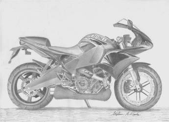 Buell 1125R by rooks10904