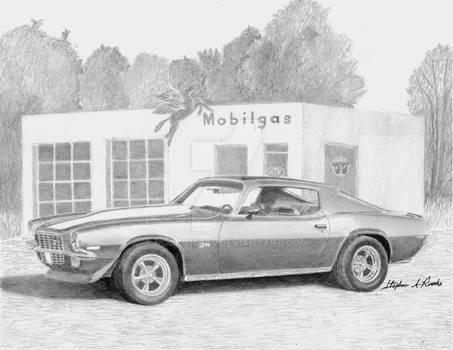 1970 Z28 Commission