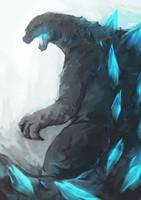 Godzilla 2014 by Coolnova