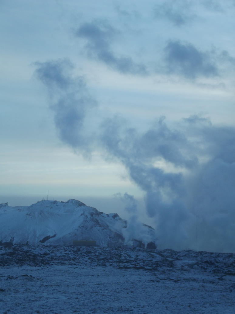 Blue Lagoon Steam by YesIamEccentric