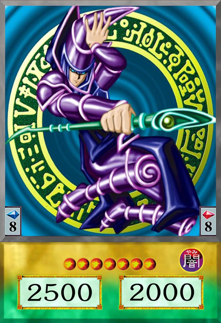 Dark Pendulum Magician by 0640carlos
