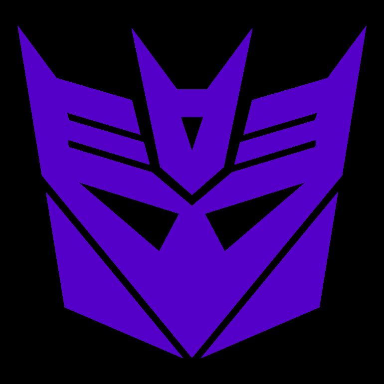 decepticon logo by 0640carlos on deviantart