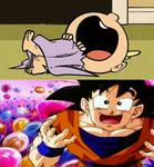 Goku loves Lily