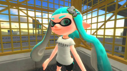 Flauky The Inkling