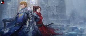 Couple Knight