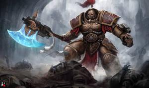 Warhammer 40K Commission
