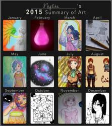 Summery of Art '15