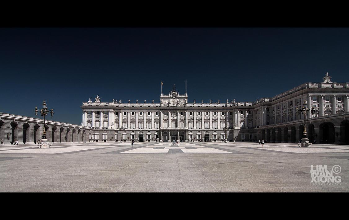 palacio real de madrid by couleur on deviantart. Black Bedroom Furniture Sets. Home Design Ideas
