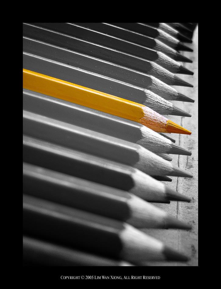 Just Like Couleur Pencils by couleur