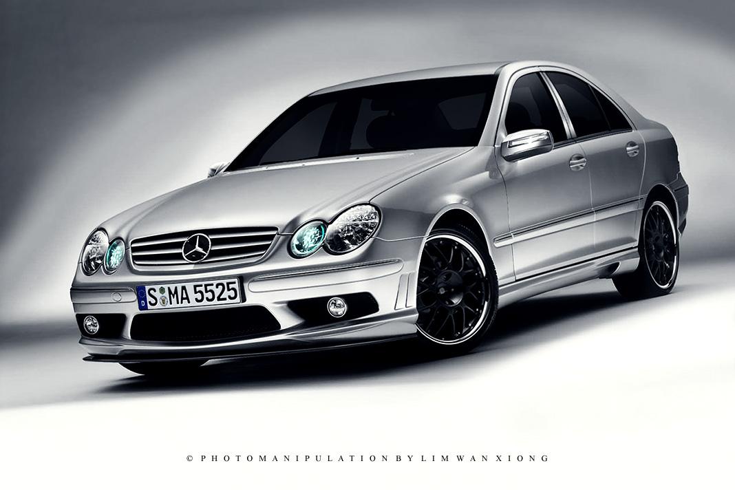 Mercedes Benz C550 By Couleur