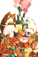 Halloween by sdPink