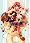 Sweet Magical Girl